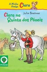 Clara na Quinta dos Póneis