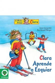 Clara Aprende a Esquiar